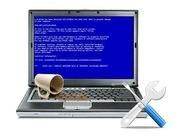Срочный ремонт ноутбуков и компьютеров.