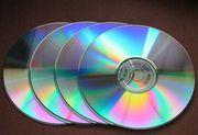 Продам DVD Диски с 3D Фильмами 4.7 и 8, 5 Гб