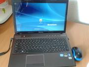 Продам ноутбук Lenovo intel Core i7 IdeaPad Z570(4 ядерный)
