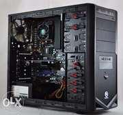 Продам отличный компьютер для дома,  мощный и тихий!