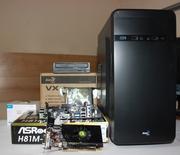 Компьютер(i3-4160) по выгодной цене + в подарок UPS 600V