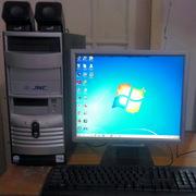 Компьютер 4х ядерный в хорошем рабочем состоянии. В комплекте.