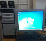 Компьютер 2х ядерный!в комплекте! недорого!